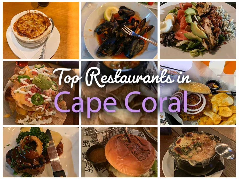 Restaurants Cape Coral